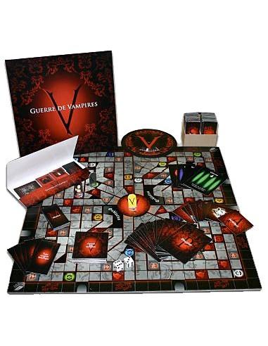 Guerre de vampires - Coffret jeu - L....
