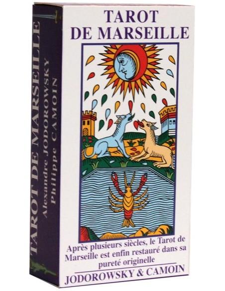 Tarot de Marseille - Camoin & Jodorowski