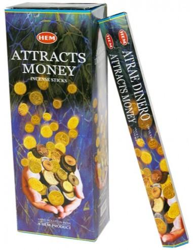 Encens Attire l'argent 20 grs Hem