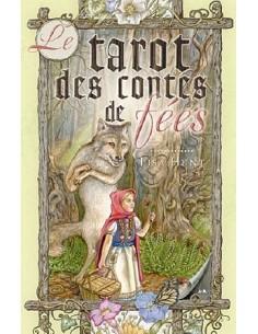 Tarot des Contes de Fées (Coffret livre + 78 cartes) - Lisa Hunt