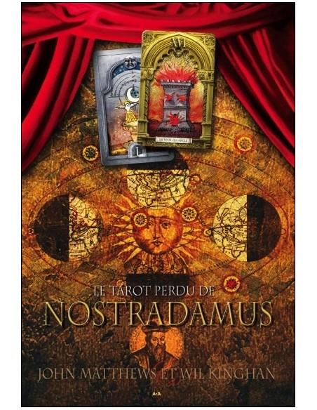 Le tarot perdu de Nostradamus (Coffret livre + jeu) - John Matthews & Wil Kinghan