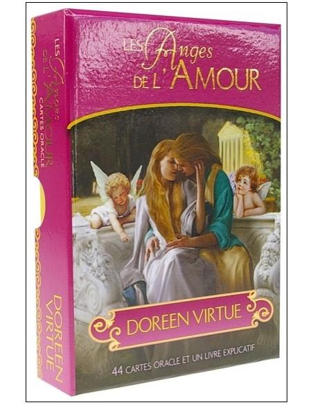 Les Anges de l'Amour (Coffret livret + jeu) - Doreen Virtue