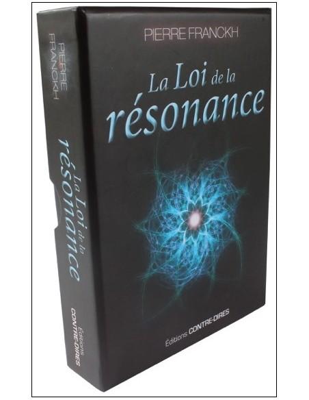La Loi de la résonance - Coffret livre + 49 cartes - Pierre Franckh