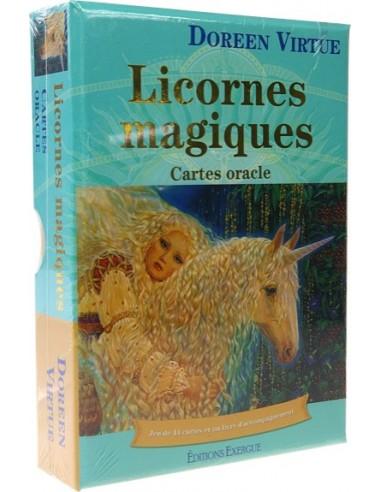 Licornes Magiques (Coffret 44 cartes Oracle) - Doreen Virtue