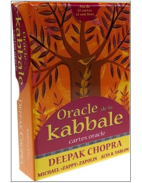 Oracle de la Kabbale (Coffret) - Deepak Chopra