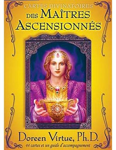Cartes divinatoires des maîtres ascensionnés - Doreen Virtue