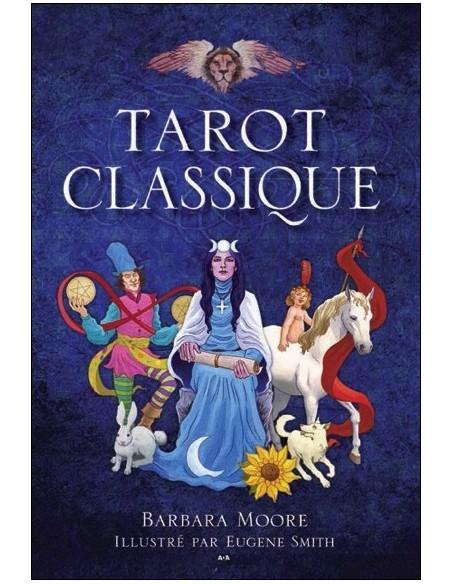 Tarot classique - Coffret Livre + 78 cartes