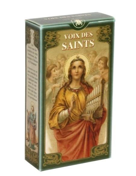 Tarot Voix des Saints - Isa Donelli