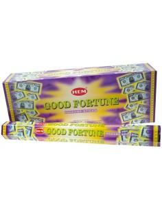 Encens Bonne fortune 20 grs Hem