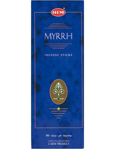 Encens Myrrhe 20 grs Hem