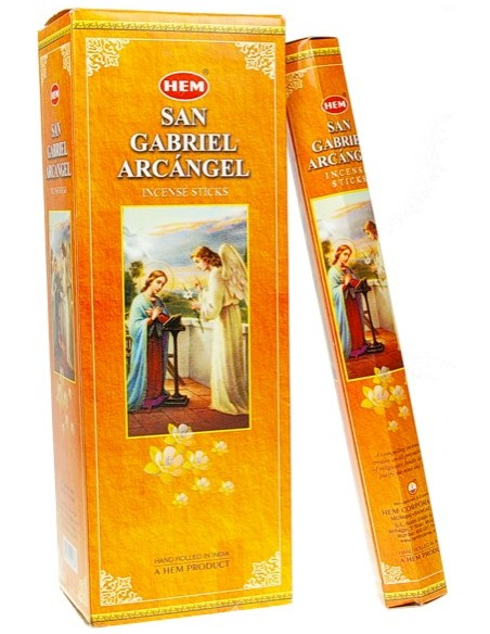 Encens San Gabriel Arcangel 20 grs Hem