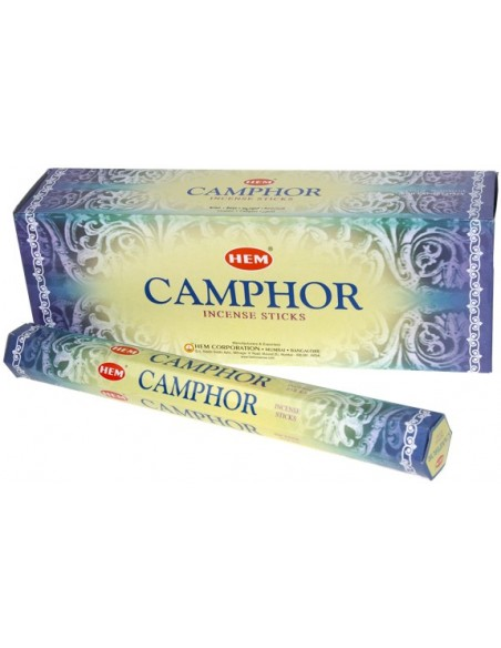 Encens Camphre 20 grs Hem