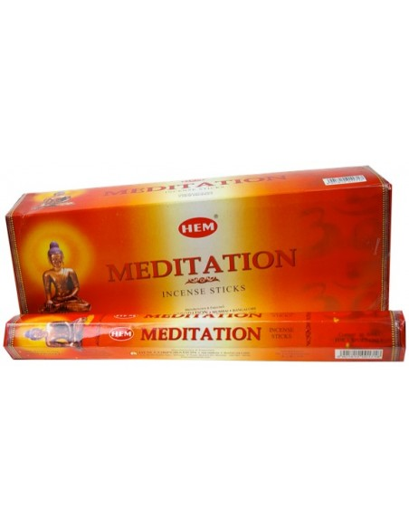 Encens Méditation 20 grs Hem
