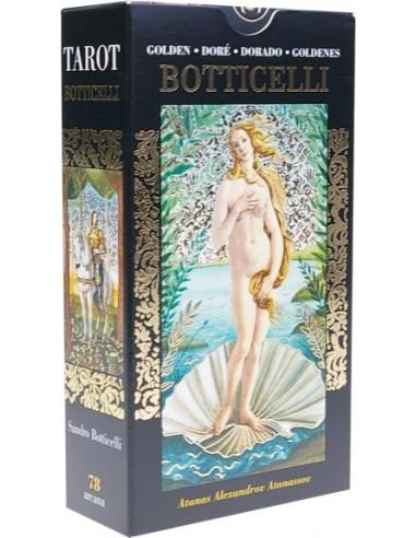 Tarot doré de Botticelli - Atanas...