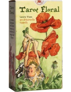 Tarot l'Esprit des Fleurs - Laura Tuan & Antonella Castelli