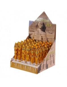 Stylos Reines & Pharaons Egyptiens