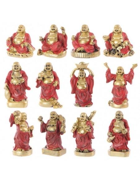 Figurines de Bouddha 7cm