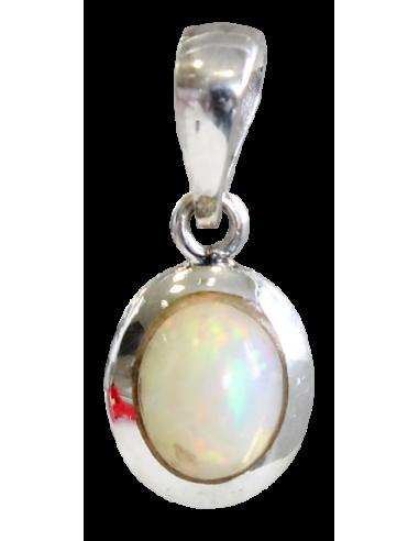 Pendentif Opale Noble