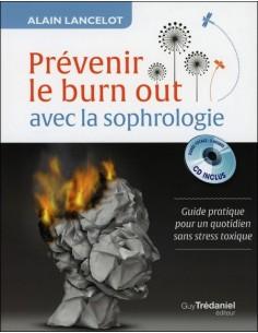 Prévenir le burn out avec la sophrologie - Livre + CD