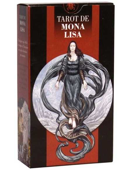 Tarot de Mona - Lisa - Mark McElroy & Paolo Martinello