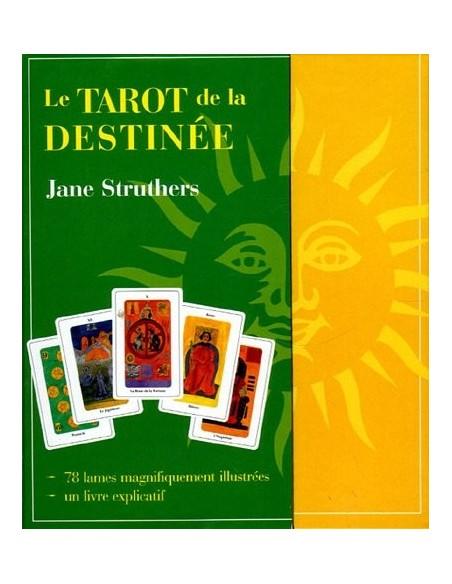 Le Tarot de la destinée (1 Jeu) - Jane Struthers (Auteur), Susan Hellard (Illustrations)