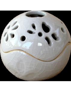 Brûle encens céramique Boule
