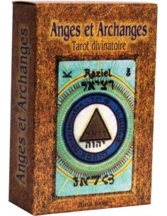 Tarot Anges et Archanges - Nina Rave