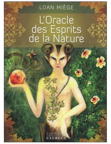 L'Oracle des Esprits de la Nature - Coffret