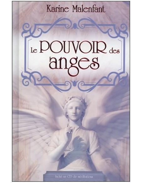 Le pouvoir des anges - Livre + CD