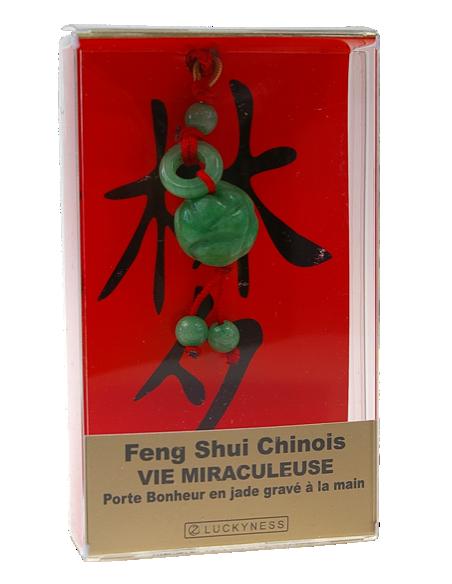Porte-bonheur Feng-shui Vie miraculeuse