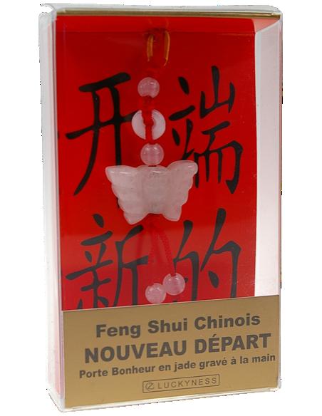 Porte-bonheur Feng-shui Nouveau départ