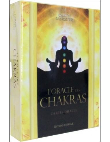 Oracle des Chakras - Coffret