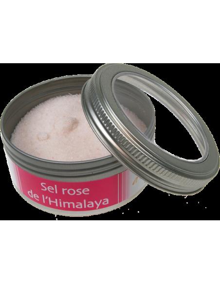 Encens Sel Rose Himalaya Boîte 100 Grs