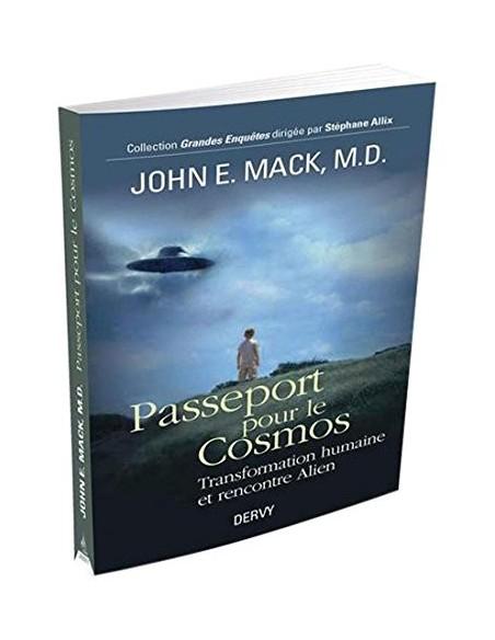 Passeport pour le cosmos - Transformation humaine et rencontres alien