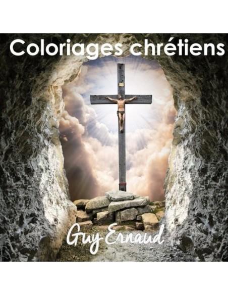 Coloriages chrétiens de Guy Ernaud