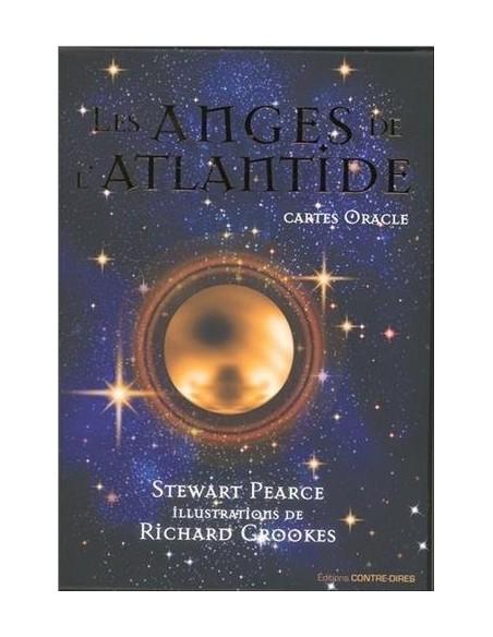 Les Anges de l'Atlantide - Cartes Oracle