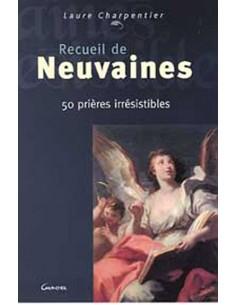 Recueil de neuvaines - Laure Charpentier