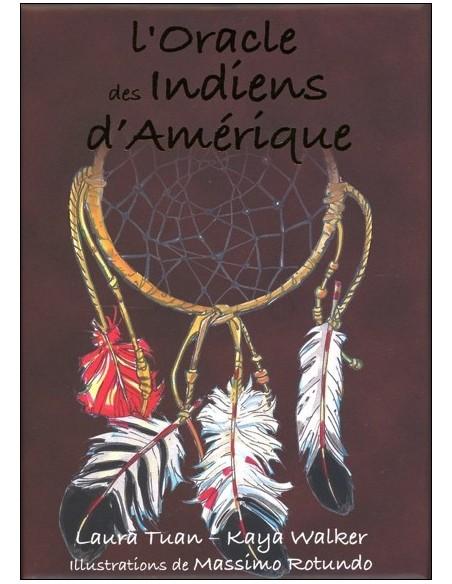 L'Oracle des Indiens d'Amérique - Coffret