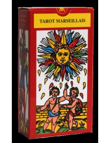 Tarot Marseillais - Claude Brudel