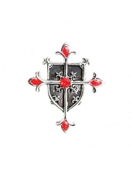 Bouclier croix