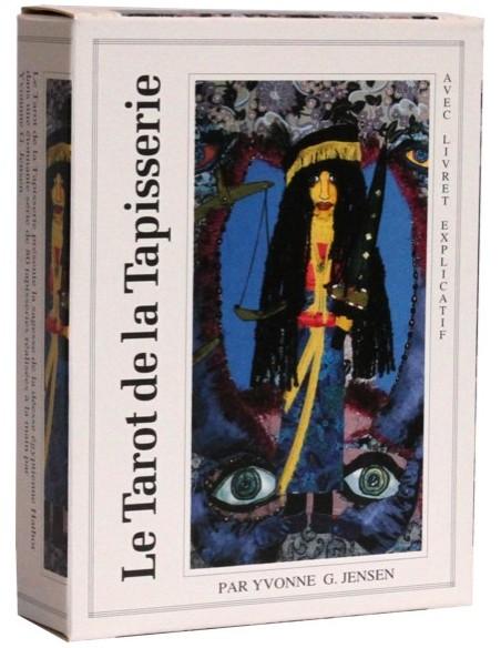 Le Tarot de la Tapisserie - Yvonne G. Jensen