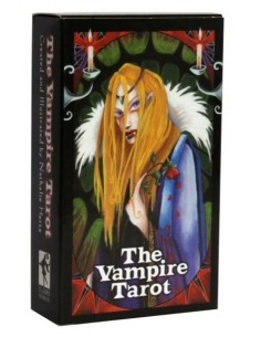 The Vampire Tarot - Nathalie Hertz