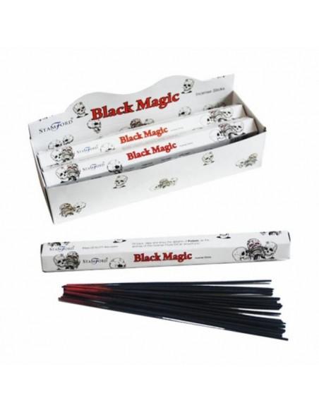 Bâtonnets d'encens Stamford Premium Magie noire