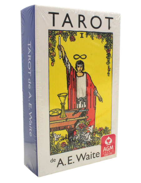 Rider Waite Tarot - Pamela Colman Smith