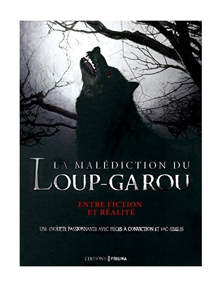 La malédiction du loup-garou - Guy Adams