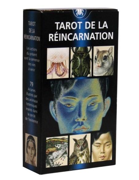 Tarot de la Reincarnation - Massimiliano Filadoro