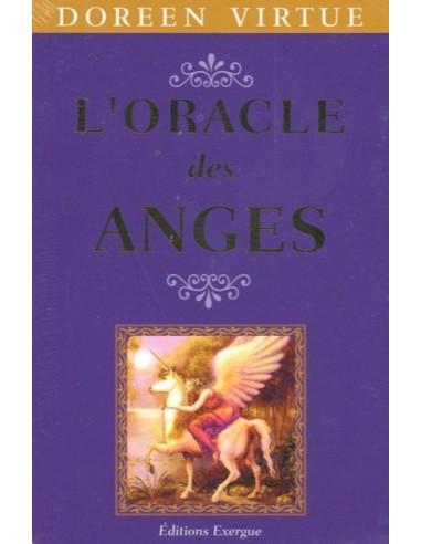 L'oracle des Anges (44 cartes) -...