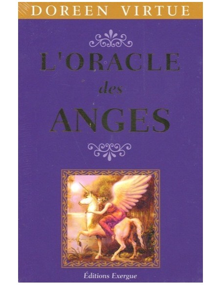 L'oracle des Anges (44 cartes) - Doreen Virtue