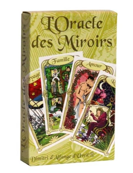 Oracle des Miroirs - Dimitri d'Alfange d'Uvril