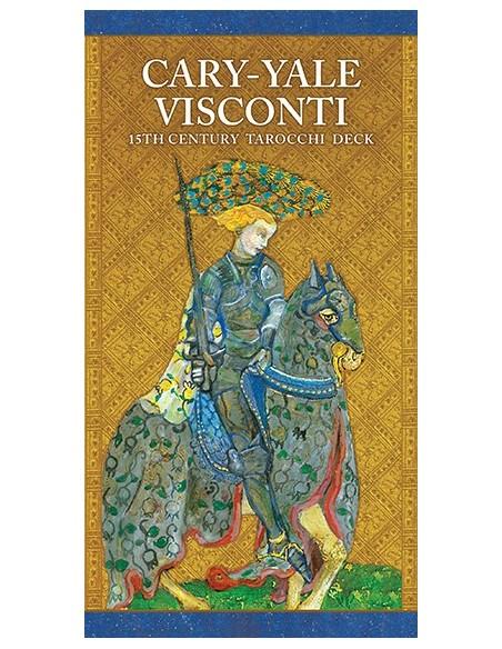 Cary-Yale Visconti 15th Century Tarocchi Deck [anglais]